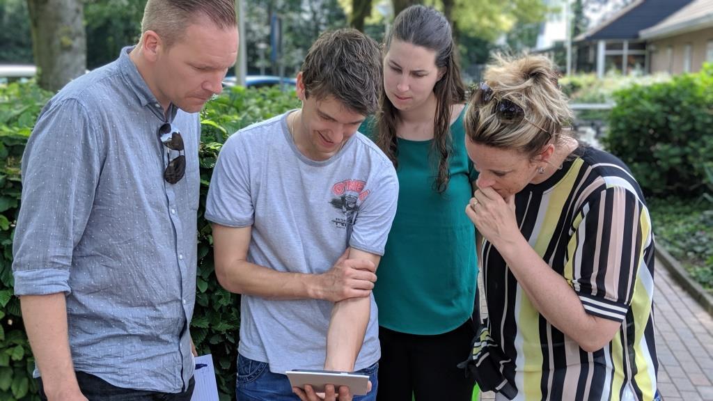 Mobiel leren bij Landal Greenparks