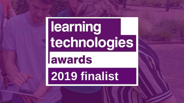 Finalist learning technologies 2019