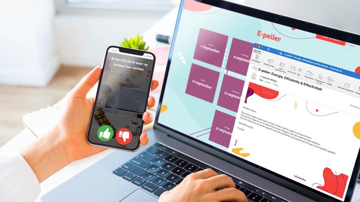 e-peiler laptop en mobile tool