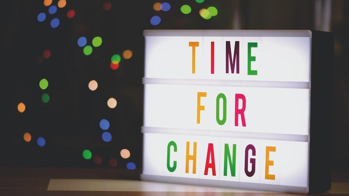 Tijd voor verandermanagement